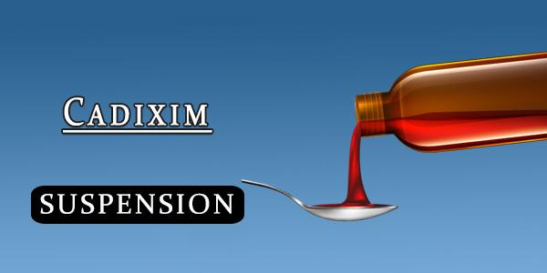 Cadixim Oral Suspension