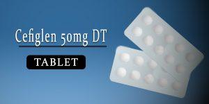 Cefiglen 50mg Tablet DT
