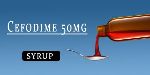 Cefodime 50mg Dry Syrup