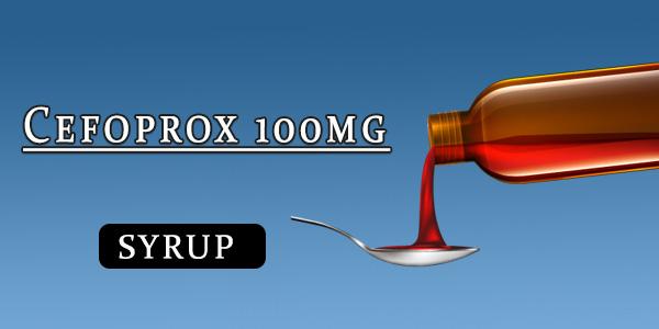 Cefoprox 100mg Dry Syrup
