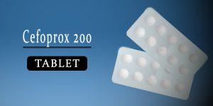 Cefoprox 200 Tablet