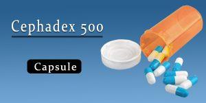 Cephadex 500 Capsule