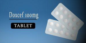 Doxcef 100mg Tablet