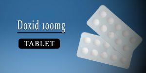 Doxid 100mg Tablet