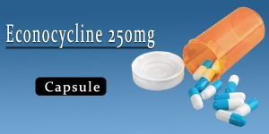 Econocycline 250mg Capsule