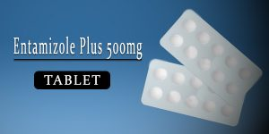 Entamizole Plus 500mg Tablet