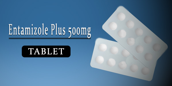 Entamizole Plus 500mg Tablet