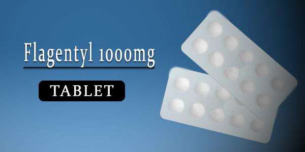 Flagentyl 1000mg Tablet