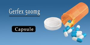 Gerfex 500mg Capsule
