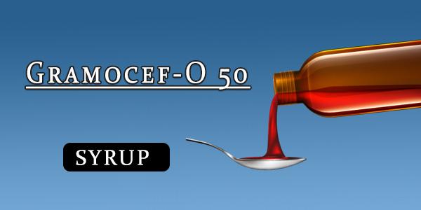 Gramocef-O 50 Dry Syrup