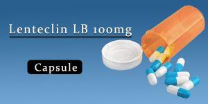 Lenteclin LB 100mg Capsule