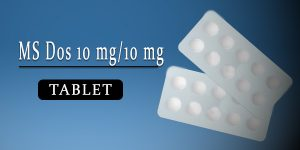 MS Dos 10 mg/10 mg Tablet