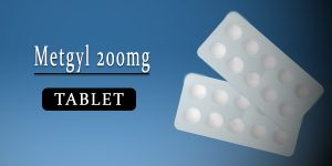 Metgyl 200mg Tablet
