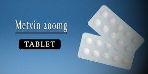 Metvin 200mg Tablet