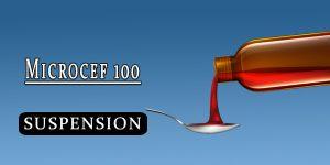 Microcef 100 Oral Suspension