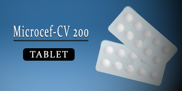 Microcef-CV 200 Tablet