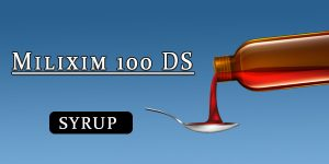 Milixim 100 DS Dry Syrup