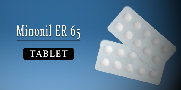 Minonil ER 65 Tablet