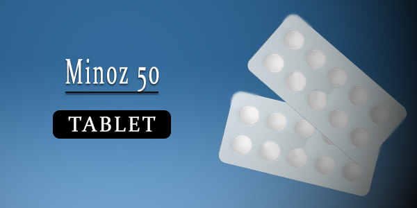 Minoz 50 Tablet