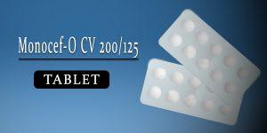 Monocef-O CV 200-125 Tablet