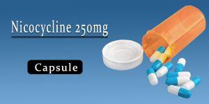Nicocycline 250mg Capsule