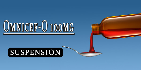 Omnicef-O 100mg Oral Suspension