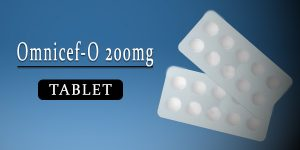Omnicef-O 200mg Tablet