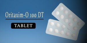 Oritaxim-O 100 Tablet DT