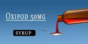 Oxipod 50mg Dry Syrup