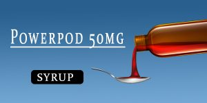 Powerpod 50mg Dry Syrup