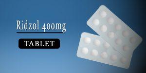 Ridzol 400mg Tablet
