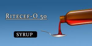 Ritecef-O 50 Dry Syrup