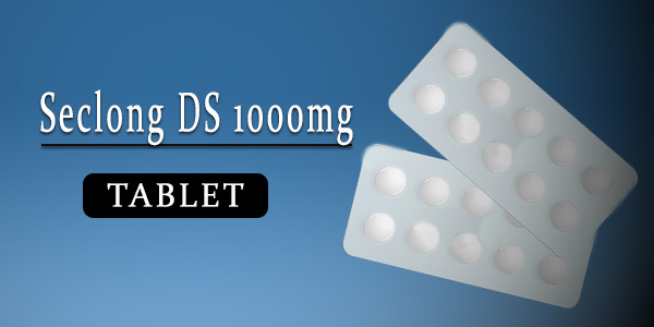 Seclong DS 1000mg Tablet