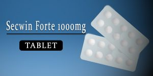 Secwin Forte 1000mg Tablet