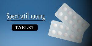 Spectratil 100mg Tablet