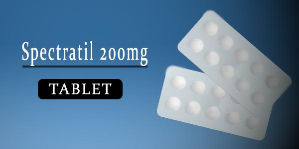 Spectratil 200mg Tablet