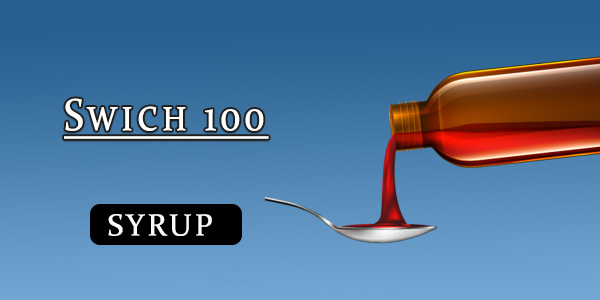 Swich 100 Dry Syrup