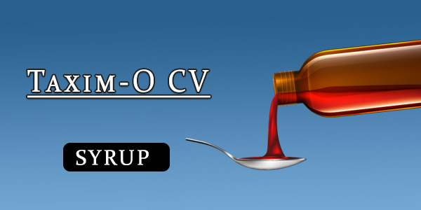 Taxim-O CV Dry Syrup