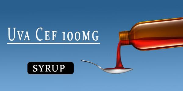 Uva Cef 100mg Dry Syrup