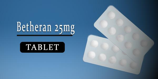 Betheran 25mg Tablet