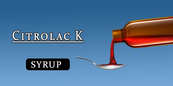 Citrolac K Syrup