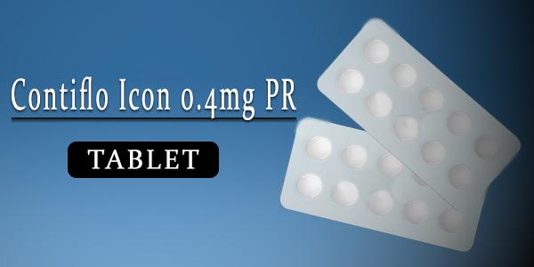 Contiflo Icon 0.4mg Tablet PR