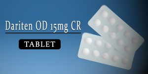 Dariten OD 15mg Tablet CR