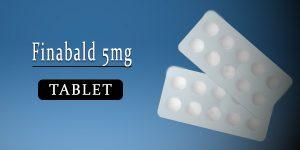 Finabald 5mg Tablet