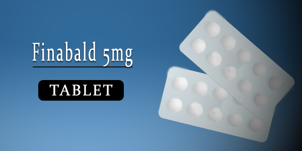 Finabald 5mg Tablet