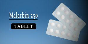 Malarbin 250mg Tablet