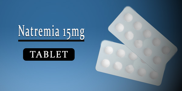 Natremia 15mg Tablet