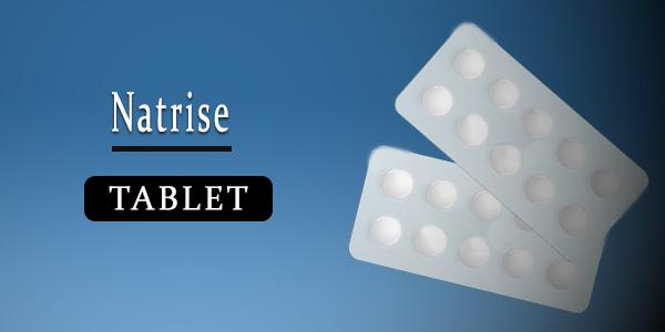 Natrise Tablet