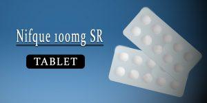 Nifque 100mg Tablet SR