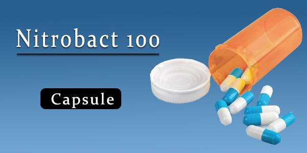 Nitrobact 100 Capsule